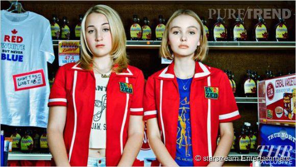 """Lily-Rose Depp sera bientôt à l'affiche de """"Yoga Hosers""""."""