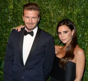 Victoria et David Beckham : glamour et amoureux sur tapis rouge
