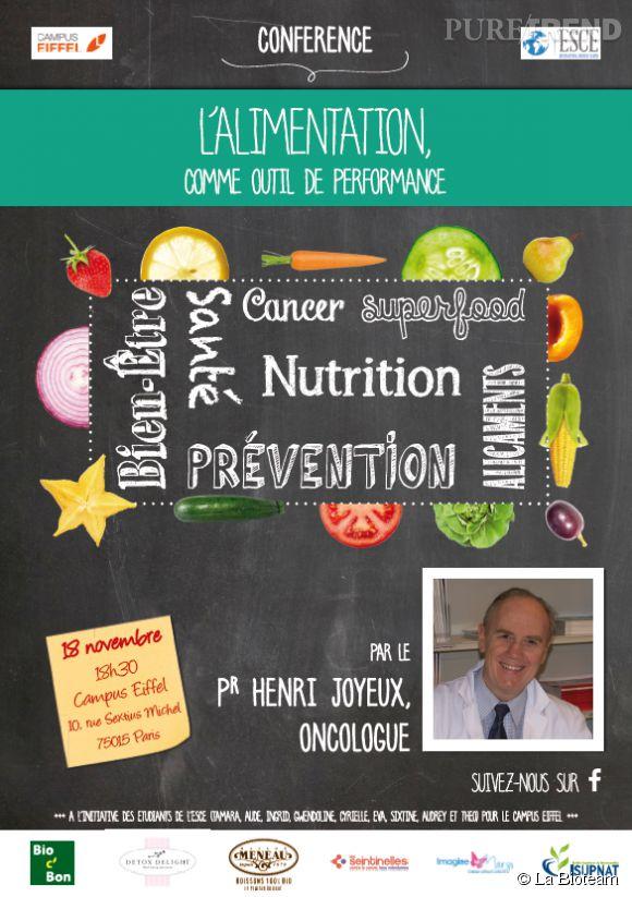 Manger mieux, ça s'apprend. Le 18 novembre dernier, le professeur Henri Joyeux a proposé une séance de rattrapage.