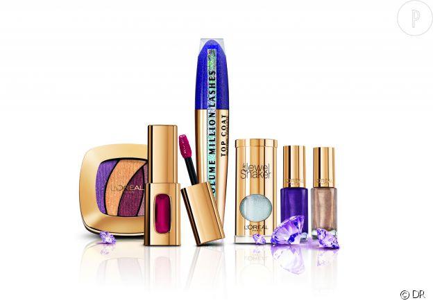 Découvrez la nouvelle collection Tsarina de L'Oréal Paris, en édition limitée.