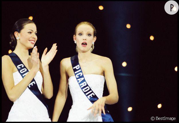 Le 9 décembre 2001, Elodie Gossuin est élue Miss France.