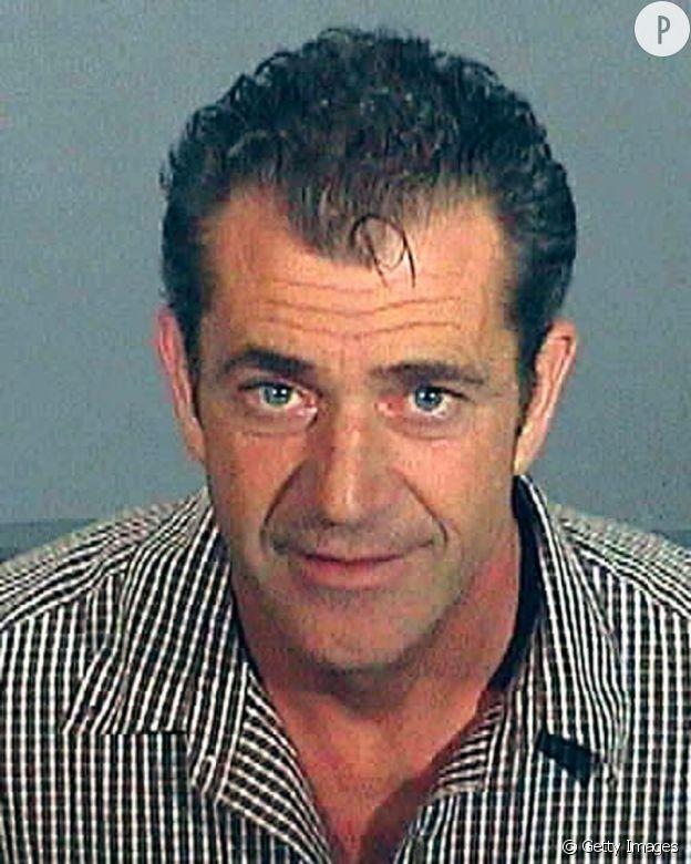Mel Gibson pas vraiment accablé par son arrestation.