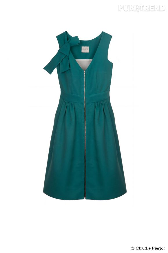 Robe Reality de la collection Grand Soir de Claudie Pierlot, 171,50 euros.