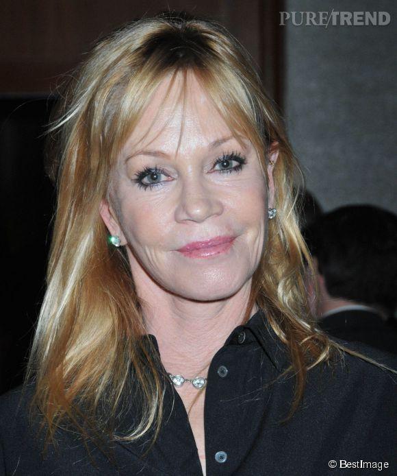 À 56 ans, Melanie Griffith en paraît 20 de moins.