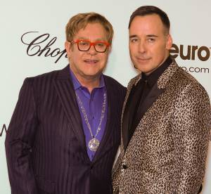 Elton John se marie : qui est David Furnish, l'élu de son coeur ?