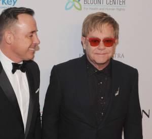 Elton John et David Furnish sont ensemble depuis plus de 20 ans !