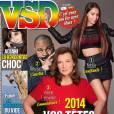 """Le magazine  VSD  révèle son classement des """"têtes à claques"""" de l'année 2014."""