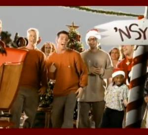 'N Sync - Merry Christmas, Happy Holidays 1998