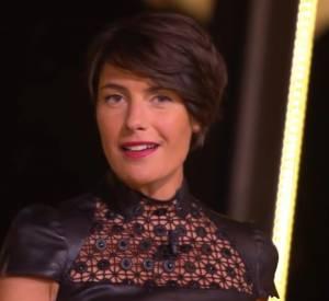 """Premières minutes du premier numéro de """"Un soir à la Tour Eiffel"""" avec Alessandra Sublet sur France 2."""