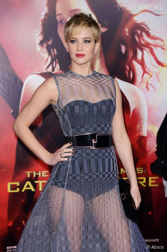 Jennifer Lawrence, actrice la plus bankable 2014 selon Forbes.