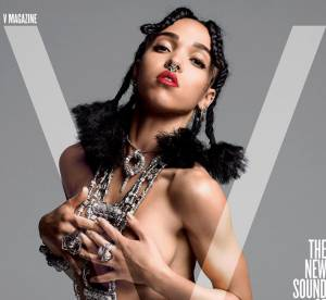 FKA twigs : la petite amie de Robert Pattinson ose le topless !