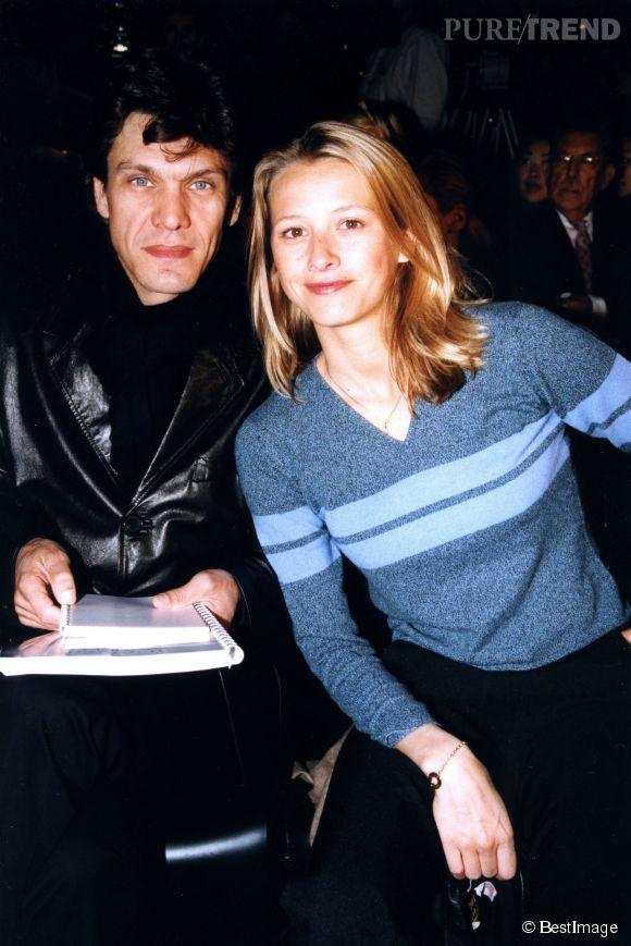 Marc lavoine et sa femme sarah lavoine ici en 1998 elle est la m re de ses - Sarah lavoine instagram ...