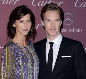 Benedict Cumberbatch et Sophie Hunter attendraient leur premier enfant selon les rumeurs.