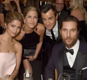 Dans les coulisses des Golden Globes 2015...