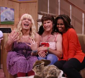 Michelle Obama : le bêtisier de la plus déjantée des First Lady !