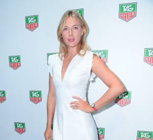 Maria Sharapova : canon en robe d'été en Australie !
