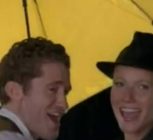 """Gwyneth Paltrow dans la série """"Glee""""."""