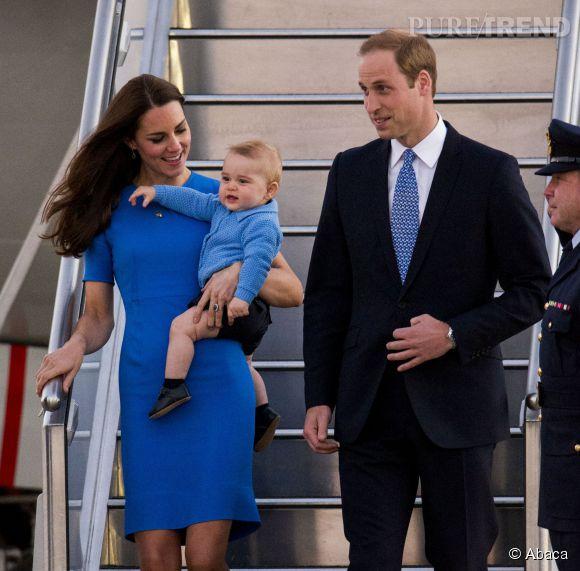 À quand les photos du prince George ?