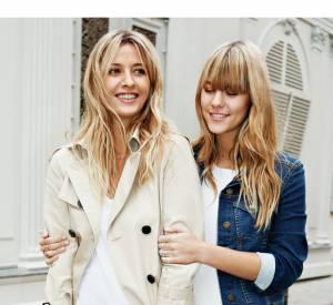 Campagne Printemps-Été 2015 Comptoir des Cotonniers avec Sarah Lavoine et Yasmine.