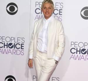 Ellen DeGeneres : elle s'incruste aux Golden Globes pour George Clooney !