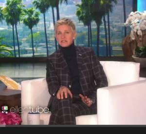 Ellen DeGeneres s'incruste aux Golden Globes.