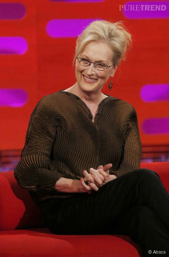 Oscars 2015 : Meryl Streep concourt elle à l'Oscar du Meilleur Second Rôle.