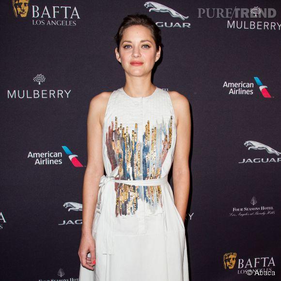 """Oscars 2015 : Marion Cotillard est nominée dans la catégorie """"Meilleure Actrice""""."""