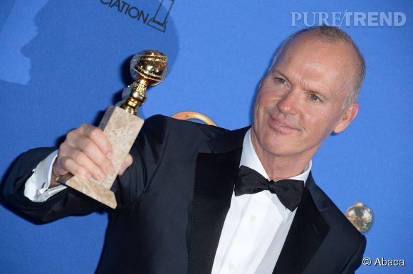"""Oscars 2015 : Michael Keaton décrochera-t-il le titre du """"Meilleur Acteur"""" pour """"Birdman"""" ?"""