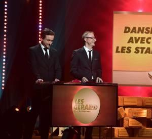 """De nombreuses émissions se sont vus attribuées des prix par Frédéric Royer et Alexandre Pesle telles que """"Danse avec les Stars"""" ."""