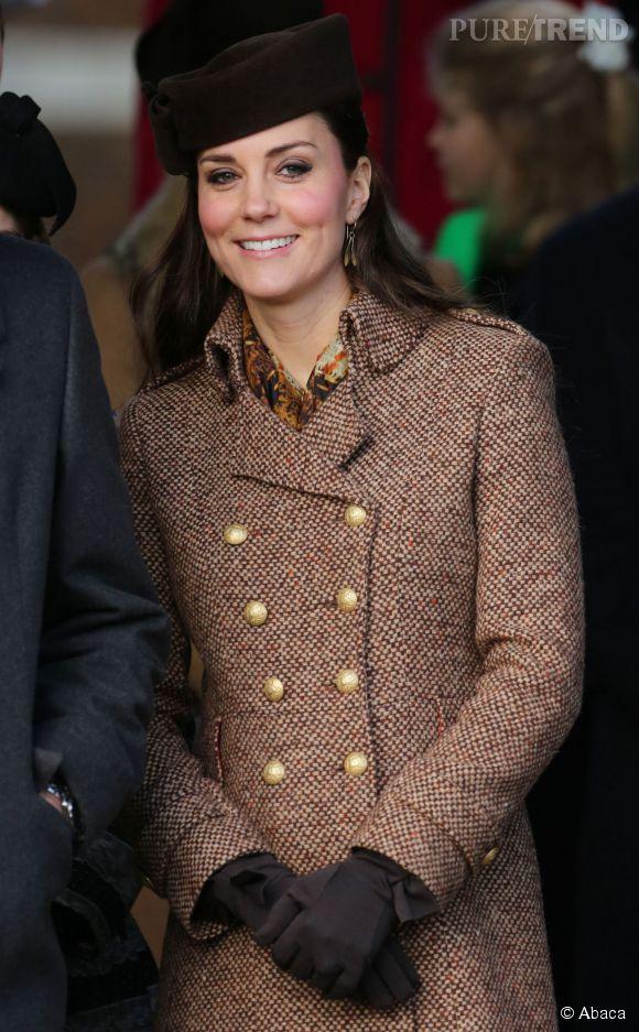 Kate Middleton : garçon ou fille ? Elle ne le sait toujours pas !
