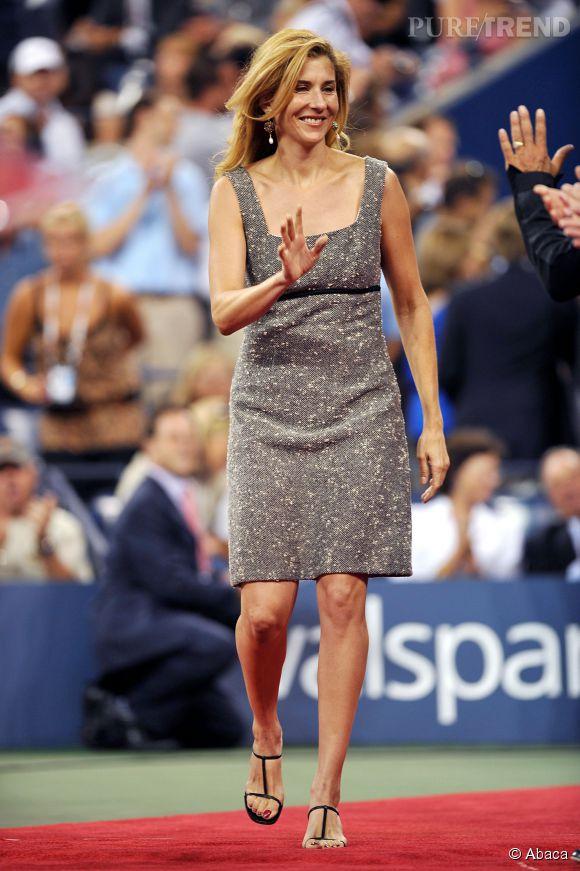 Monica Seles a remporté son premier tournoi de Roland Garros à seize ans. Un exploit.