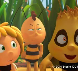"""""""La grande aventure de Maya l'abeille""""."""