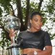 Serena Williams, une tigresse stylée qui n'a pas peur de montrer ses muscles ! Grrrr...