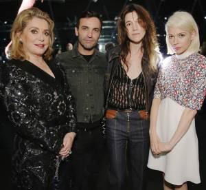 Catherine Deneuve, Charlotte Gainsbourg... L'expo Series 2 de Louis Vuitton à LA