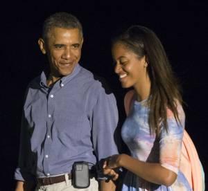 Malia Obama cherche une fac : quel avenir pour la fille du président ?