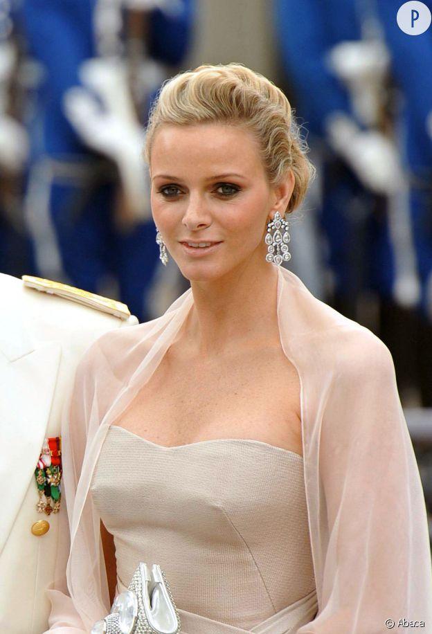 Charlène de Monaco.