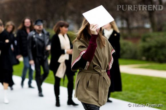 L'attitude low-profile, toujours de mise à Paris.