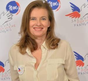 Valérie Trierweiler : 50 ans hier, un message de remerciement qui a du chien