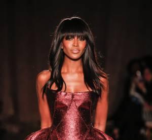 Naomi Campbell divine princesse : la belle rajeunit à vue d'oeil
