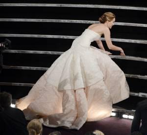 Oscars 2015 : chute, baiser, homme nu... les plus gros dérapages de la cérémonie