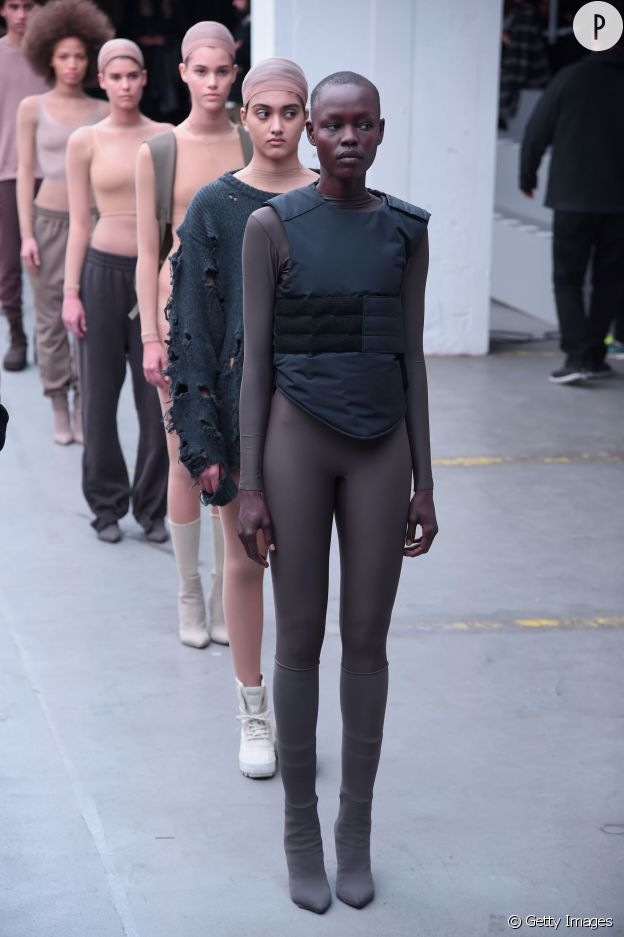 Les looks les plus WTF de la Fashion Automne-Hiver 2015/2016 de New York.