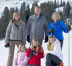 Reine Maxima des Pays-Bas : shooting photo très kitsch avec toute la famille !