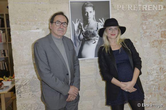 """Mélanie Laurent est elle aussi engagée dans la protection des océans. Elle a notamment participé à la campagne """"Fishlove""""."""