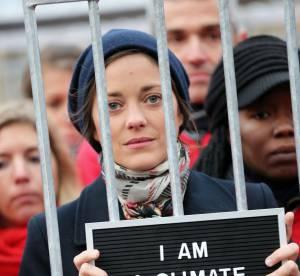 Marion Cotillard, Leonardo DiCaprio, Claire Keim, ils s'engagent pour la planète