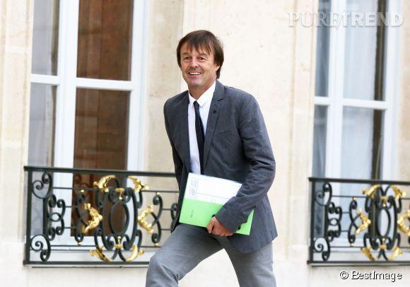 """Nicolas Hulot a ouvert les consciences à la question de l'écologie avec """"Ushaïa"""". Aujourd'hui, il est conseillé spécial auprès du président Hollande."""