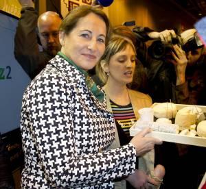 Ségolène Royal : une ministre très gourmande au salon de l'agriculture