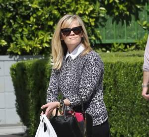 Reese Witherspoon : l'imprimé léopard version chic, à shopper !
