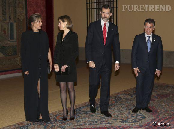 Letizia d'Espagne fait preuve d'audace avec un faux bob très tendance.