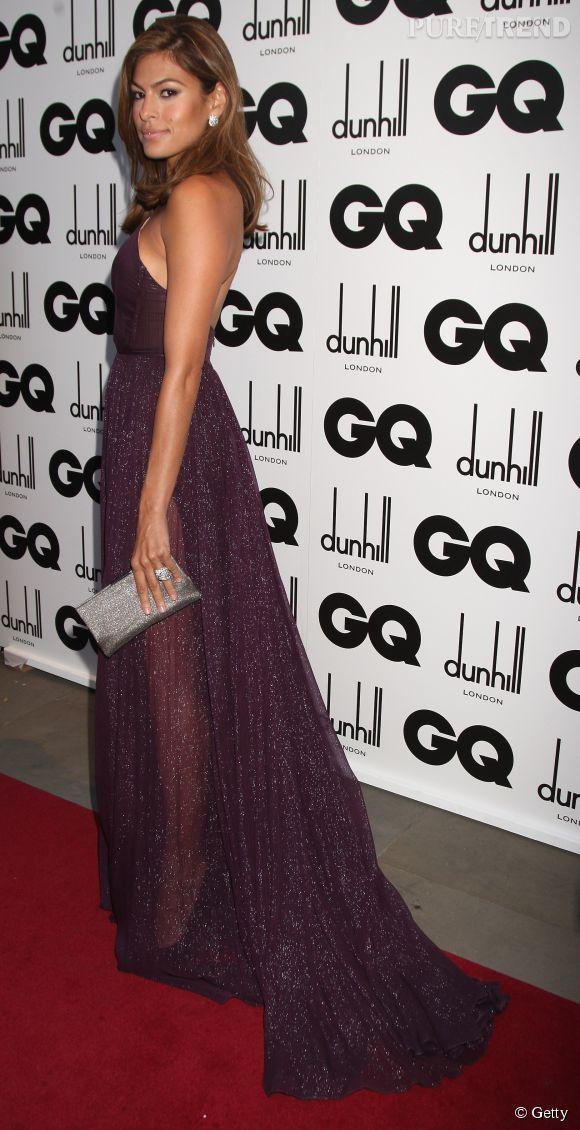 Eva Mendes ultra sexy et tout en suggestion.