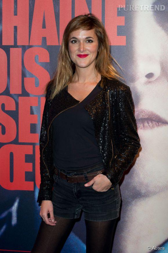 Victoria Bedos commence à se faire un nom au cinéma.